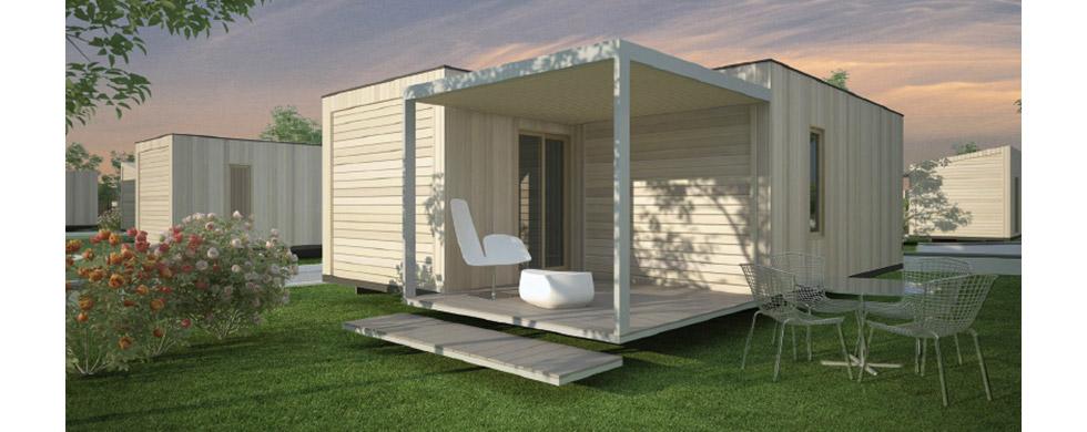 La casa mobile euroistal for Casa mobile